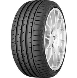 225/50R17 94V ContiSportContact 3 (DOT 16) CONTINENTAL